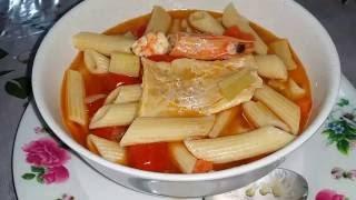 Resepi sup markaroni/fenne noxxa PokSey