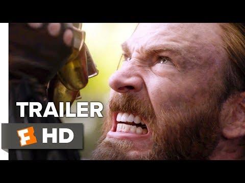 Avengers Infinity War Trailer 2 2018 Movieclips Trailers