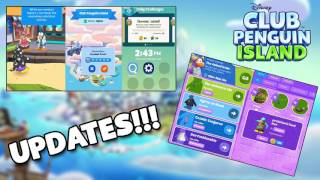 Club Penguin Island April & May Updates - New Adventures, Clothing Store, & More!