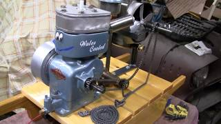 HOMEMADE WATER COOLED BRIGGS ENGINE (part 42)