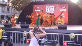 Ektara bajaio na-- Dance by Shur rong Academia Cultural de Bangladesh