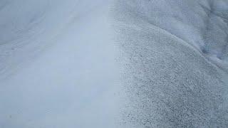 اكتشاف حفرة في غرينلاند تسبب بها نيزك قوته تعادل 47 مليون قنبلة ذرية…