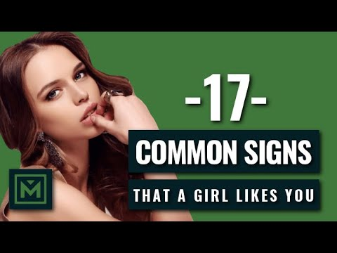 How to Tell if a Girl Likes You 17 Obvious Signs She s Interested