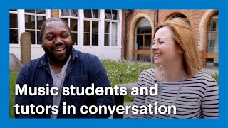 One To One - Goldsmiths Music Students And Tutors In Conversation
