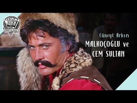 Malkoçoğlu ve Cem Sultan Cüneyt Arkın FULL HD