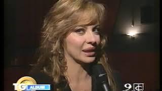 Alba Parietti 1998, la bella e brava attrice racconta il film Il Macellaio a Emanuele Carioti 05 03