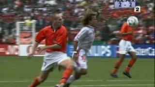 Fey Tamborada (Mundial France '98  Goles de Mexico)