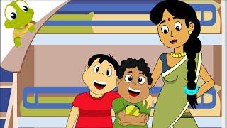 Chunnu Munnu the do bhai - Hindi Nursery Rhyme