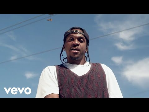 Pusha T - Hold On (Explicit) ft. Rick Ross
