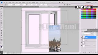 Photoshop Bangla Tutorials part-40 (Clipping Mask)