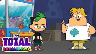 Total Dramarama | The Timeout Tunnel | Cartoon Network