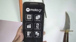 Moto G4 (4th Gen) Unboxing & Hands on Review! (Get this & save money? ft. Moto G4 Plus)