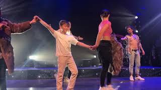 Surprise B-Boy 11 y.o. at Macklemore Live Dance-Off