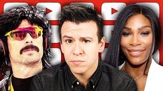 Wow! Deadspin Anti-NYPD Spider-Man Laziness, Serena Williams Controversy Escalates, & Dr DisRespect