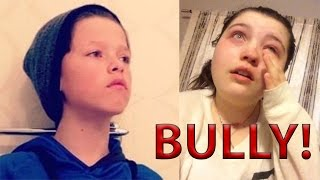 Jacob Sartorius Fights a BULLY for a Girl! (Beware of Cursing)