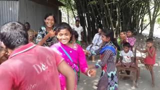 Moja Marriage 33 O Ruposhi Konnare  Maya Ft Arefa & Hasee 20150929 094755