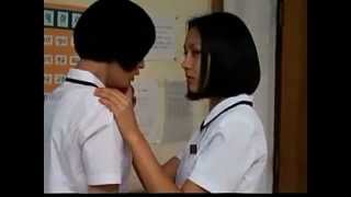 Memento Mori (1999) - Lesbian Kiss Scene