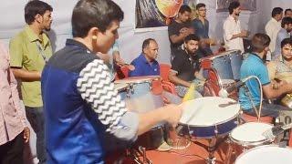Lalbaug beats on Jai Bhavani Jai Shivaji & Malhari - Siddhesh Satpute