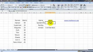 Remove the #N/A Error from VLOOKUP Formula  In Excel Hindi