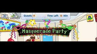 Masquerade Party Fantage music