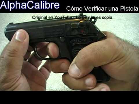 Cómo Verificar Una Pistola