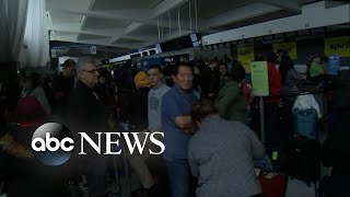 Blackout at Atlanta airport leaves thousands stranded