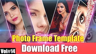 Awesome Photo Frame Templates For Photoshop Download Free Vol#14 [desimesikho] 2018