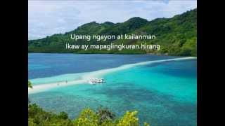 Basil Valdez - Ngayon at Kailanman (with lyrics)