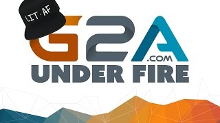 G2A UNDER FIRE from Developers - The Know Game News