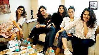 Kareena Kapoor & Sonam Kapoor's FIRST Picture From Veeray Di Wedding | Lehren TV
