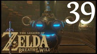 Let's Play The Legend of Zelda : Breath of the Wild   Laboratoire antique d'Akkala #39 [FR]