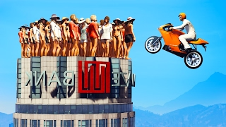 THIS CAN ONLY GO SUPER WRONG! (GTA 5 Funny Moments)