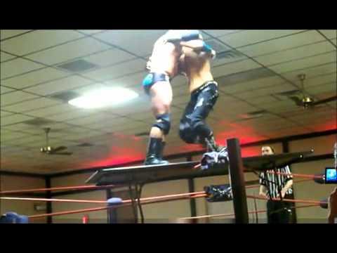 Pro Wrestling EPIC Table Break FAIL