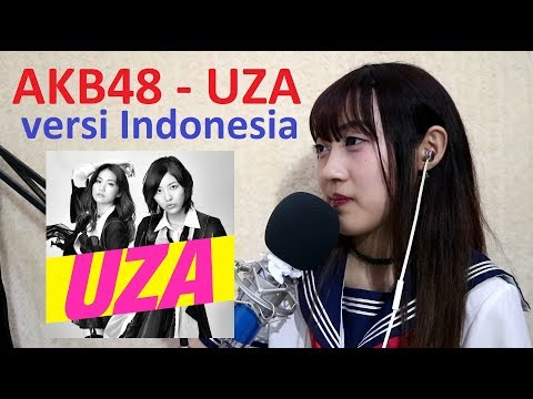 AKB48 / JKT48 - UZA (cover Indonesia) by Angelyn
