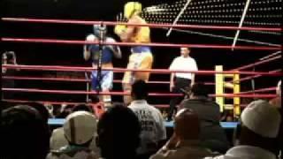 Naim Terbunja vs Marcus Browne MSG GG 82 17 apr 09 Part 1
