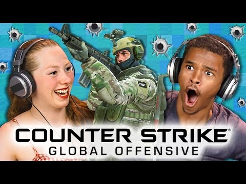 CS GO Counter Strike Global Offensive Teens React Gaming