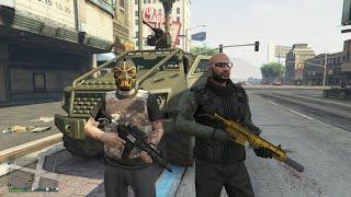 gta 5 funnybrutal kills insurgent pick up rampage episode 16