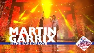 Martin Garrix Ft Bebe Rexha  In The Name Of Love Live At Capitals Jingle Bell Ball 2016