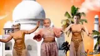 images Modi Vs Kejriwal Vs Rahul Dance Comepetion Funny Video