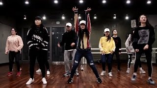 Bruno Mars  Finesse  Choreography Qoo