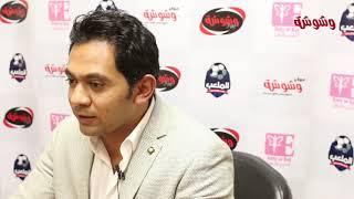 وشوشة |حسام بدر الدين:هذا الراجل سبب دخول الشباب مجال الإعلام|Washwasha