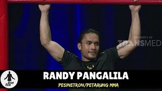 RANDY PANGALILA, PETARUNG MMA | HITAM PUTIH  (04/05/18) 1-4