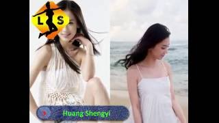 Top 10 Most Beautiful Chinese models  in 2015