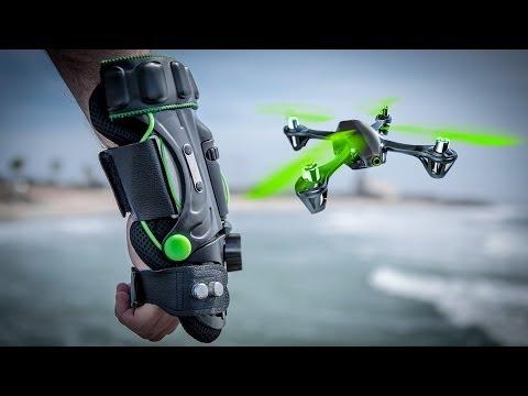 Razer Eidolon World s First Wearable Drone System