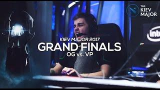 OG vs. Virtus Pro - Grand Final Kiev Major 2017 Dota 2 Highlights
