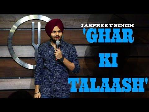 Xxx Mp4 Ghar Ki Talaash Jaspreet Singh Stand Up Comedy 3gp Sex
