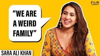 Sara Ali Khan Interview with Anupama Chopra | Kedarnath | Film Companion