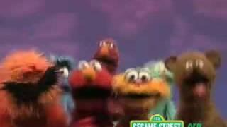 Sesame Street Ticklish with Howie Mandel