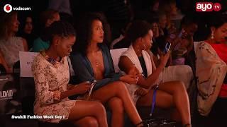 IMEANZA!! Swahili Fashion Week 2017