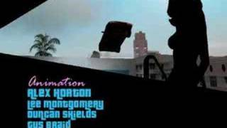 GTA Grand Theft Auto: Vice City Intro Soundtrack (High Quality)